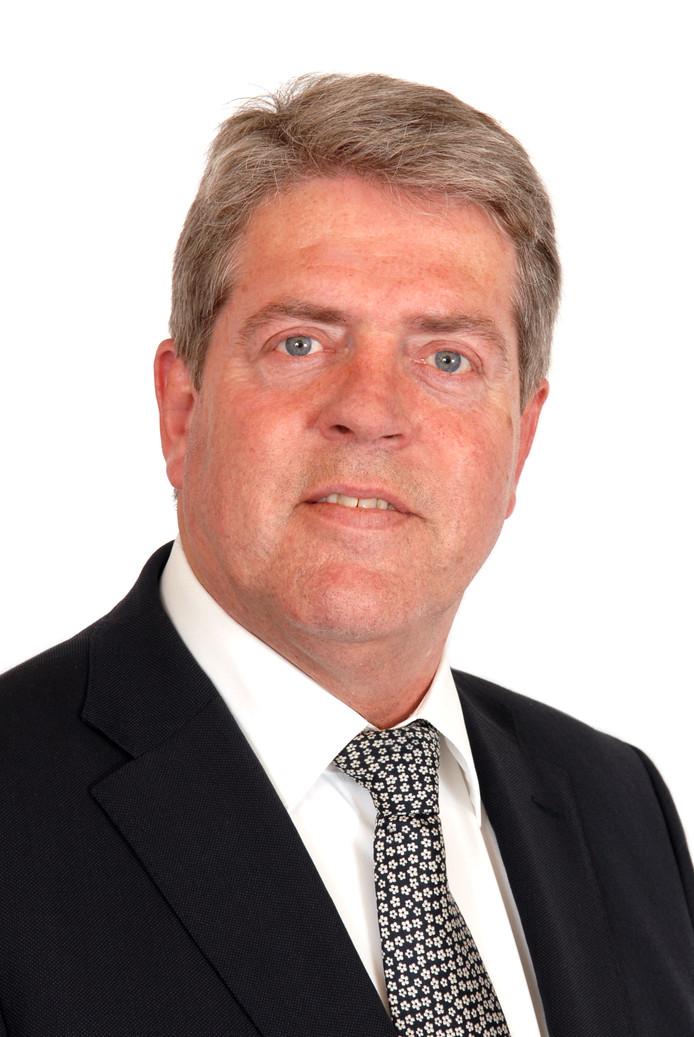 Burgemeester Anton van Aert