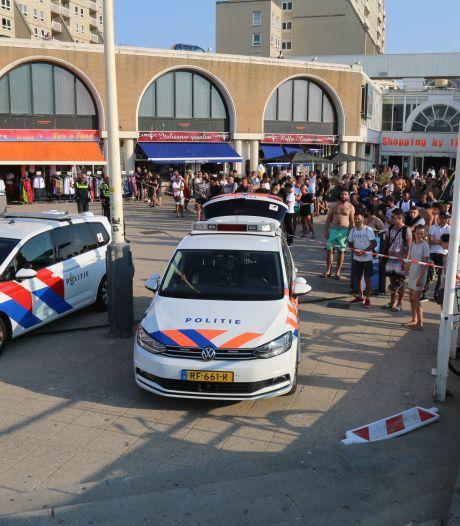 Badgasten vluchtten in paniek winkels in na fatale steekpartij: 'Hij liep zo met dat mes over terras'