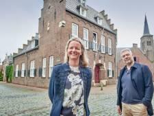Nancy en John wonen in stadhuis van Megen, de vroegere kluis is nu een bijkeuken