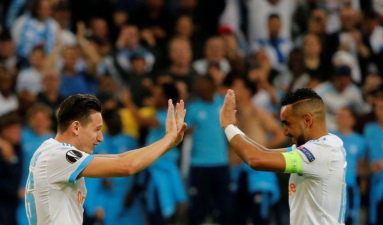 Florian Thauvin en Dimitri Payet zijn de sterkhouders bij Marseille.