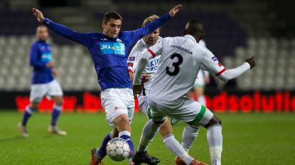FT België 26/10. Beerschot Wilrijk houdt punten thuis tegen OHL en klimt naar (gedeelde) eerste plaats