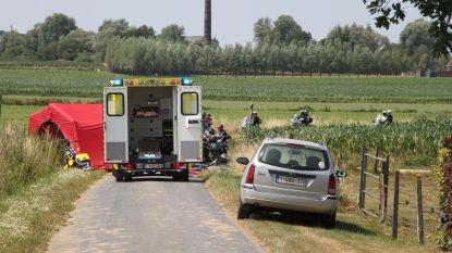 Slachtoffer van zwaar motorongeluk in Heuvelland overleden