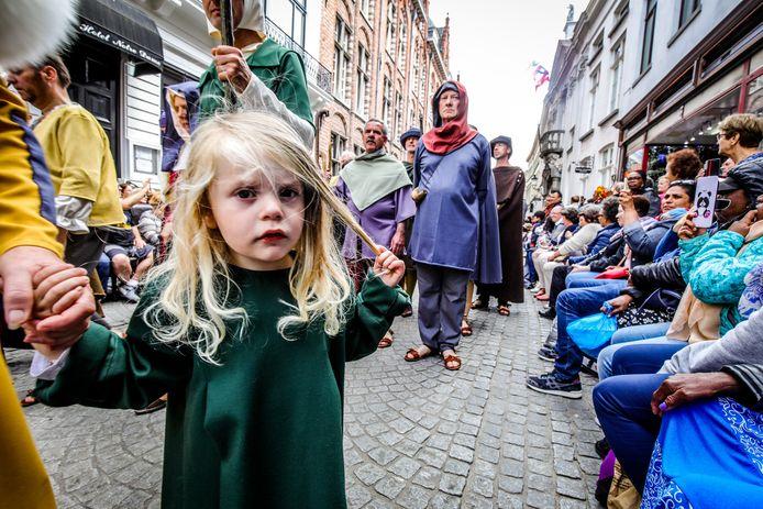 Brugge heilige bloedprocessie