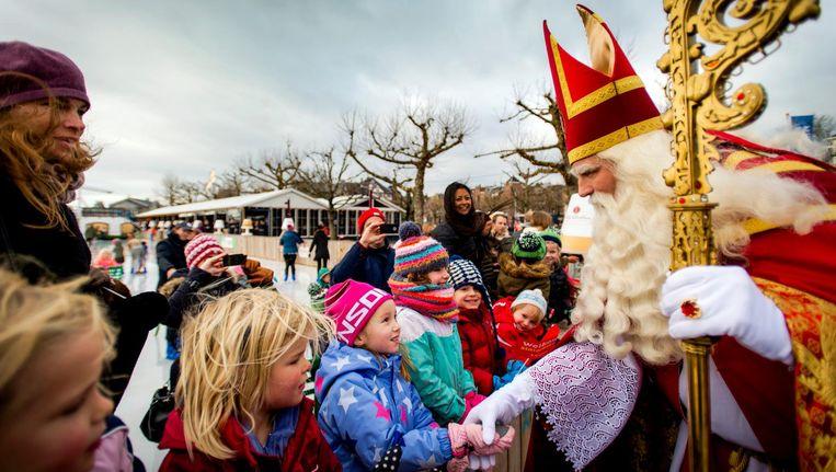 Noodverordening Tijdens Intocht Sinterklaas In Maassluis De Volkskrant