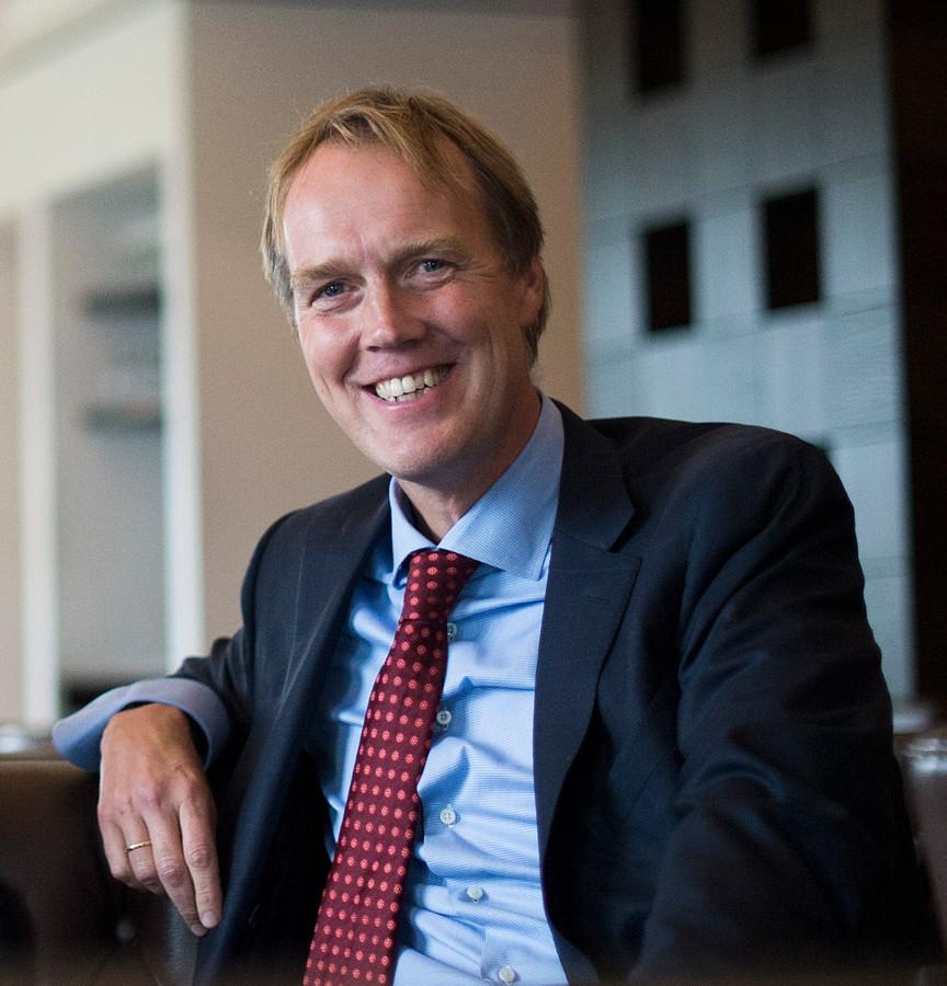 Gerro Vonk, directeur van Driestar
