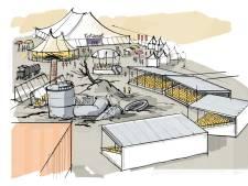 Stork-terrein in Hengelo ondergaat metamorfose voor theater