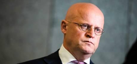 Minister Grapperhaus overweegt verhuizing inspectie uit ministerie om beïnvloeding te voorkomen