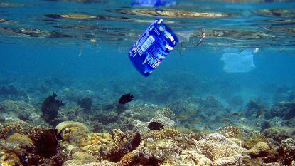 Studie: plastic dat 20 jaar in zee lag vertoonde geen slijtage