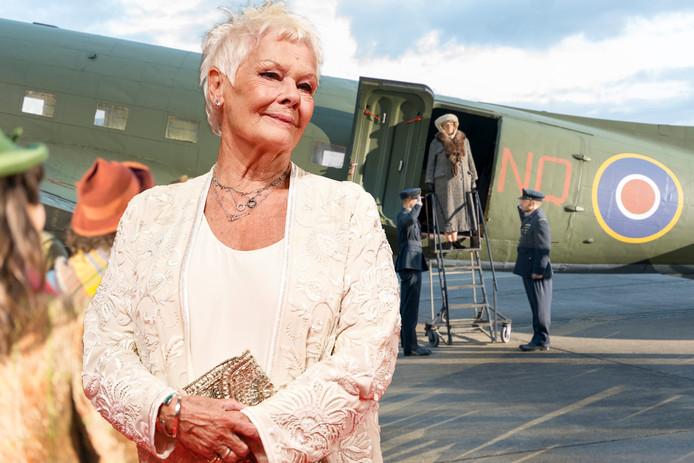 Gaat Judi Dench de rol van Wilhelmina spelen?