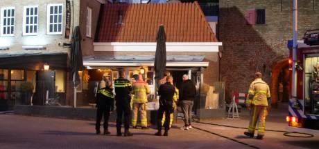 Drama voor restaurant Bonanza in Harderwijk: paar dagen voor heropening na coronastilte breekt brand uit