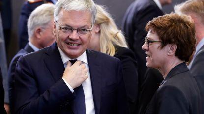 België maakt 4 miljoen vrij voor stabilisatie en mijnopruiming in Irak en Syrië