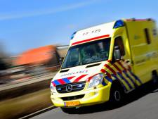 Man (73) overleden na ongeluk met scootmobiel op N214 bij Noordeloos