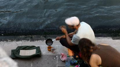 Duitse toeristen krijgen bijna duizend euro boete voor koffiezetten in Venetië
