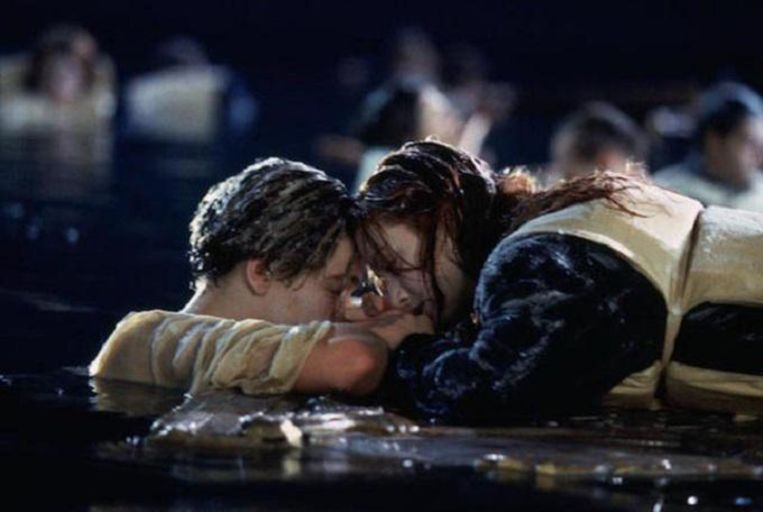 Heb jij ook traantjes gelaten bij deze legendarische Titanic-scène?