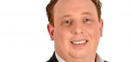 Slechte gezondheid én beledigingen breken Veenendaals raadslid Dielemans op: hij stopt ermee