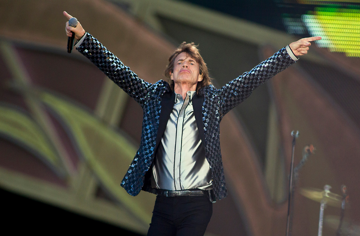 The Rolling Stones Chicago 1981 3rd Night