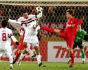 Liverpool op 18 december 2005 in de finale met 1-0 van São Paulo.
