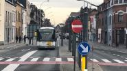 Knoop doorgehakt: ringtrambus gaat door Stationlei
