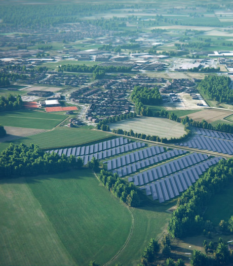 Gemeente ziet geen alternatieve locatie zonnepark Waterlanden in Goor