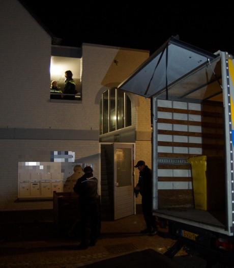 Slot op drugswoning aan Anton Pieckplein in Kaatsheuvel