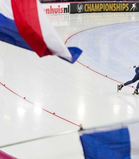 NK schaatsen voor clubs - met Ireen Wüst - vanwege corona niet komend weekend