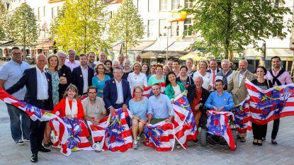 CD&V-kandidaten willen Brugse vlag zien wapperen