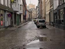 Lange Sint-Annastraat wordt woonerf: werken starten op 1 februari 2021