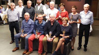 Nieuwenhovespurters vieren jubileum