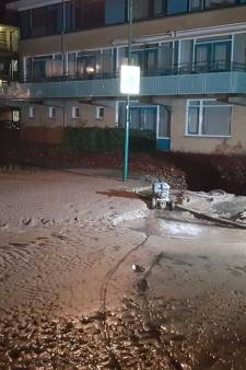 Waterleiding gebroken: geen water voor 140 huishoudens in Bilthoven