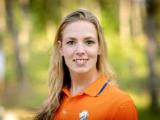 Waterpolokeepster Joanne Koenders lang uitgeschakeld
