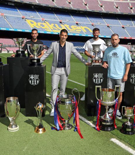 Messi haalt weer uit naar Barça na vertrek Suárez: 'Ik kijk nergens meer van op'