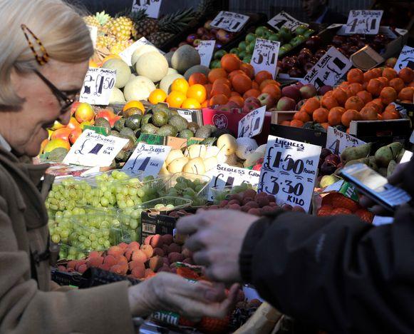 Moet deze markt in Londen het binnenkort met heel wat minder koopwaren doen?