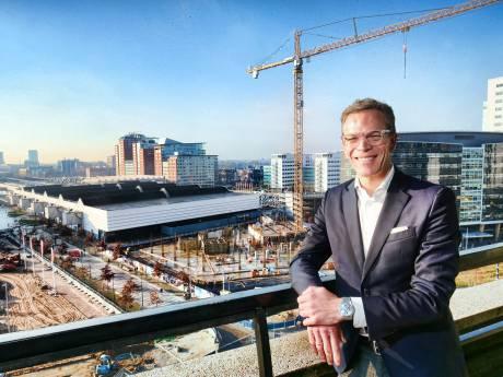 Verkoop Beatrixgebouw voor Jaarbeurs een optie, maar nu nog even niet