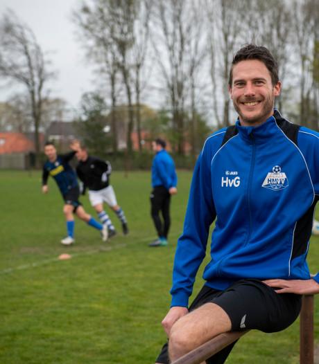Hulsel en HMVV beginnen de competitie met gelijkspel