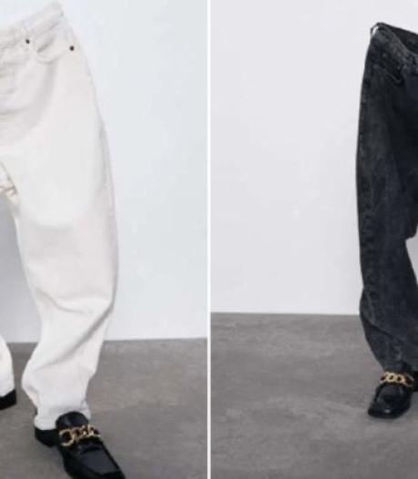 """Zara utilise des """"fantômes"""" comme mannequins pour ses pantalons"""