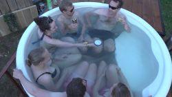 """""""Echt top. Geweldig. Chill"""": een kijkje op luxecamping The Hive Resort, mét bubbelbad"""