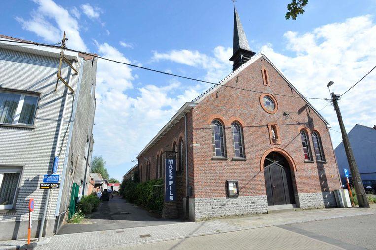 De Sint-Aloysiuskerk wordt binnenkort gerestaureerd, net als het achtergelegen zaaltje De Kring.