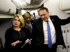 Voormalig Fox-presentatrice Nauert trekt zich terug als ambassadeur VN