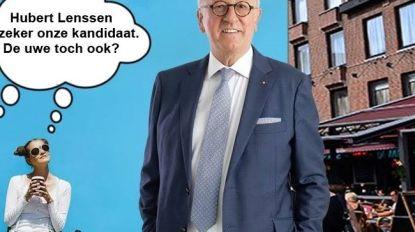 Hubert Lenssen (72) volgt Ivo Belet op in Hasseltse gemeenteraad