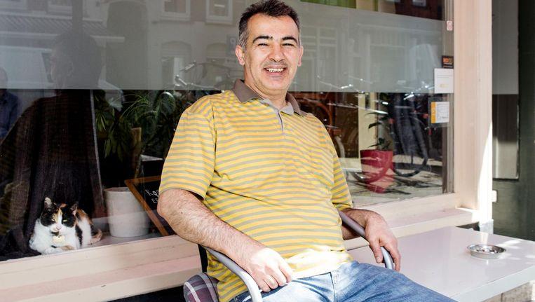 Sed Bircan voelt zich meer Amsterdammer dan Turk Beeld Sanne Zurné