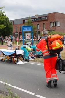 Motorrijder overleden bij ongeluk in Veldhoven