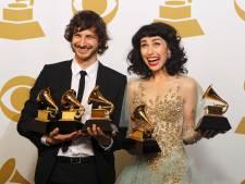 Gotye et Fun. récompensés aux Grammy