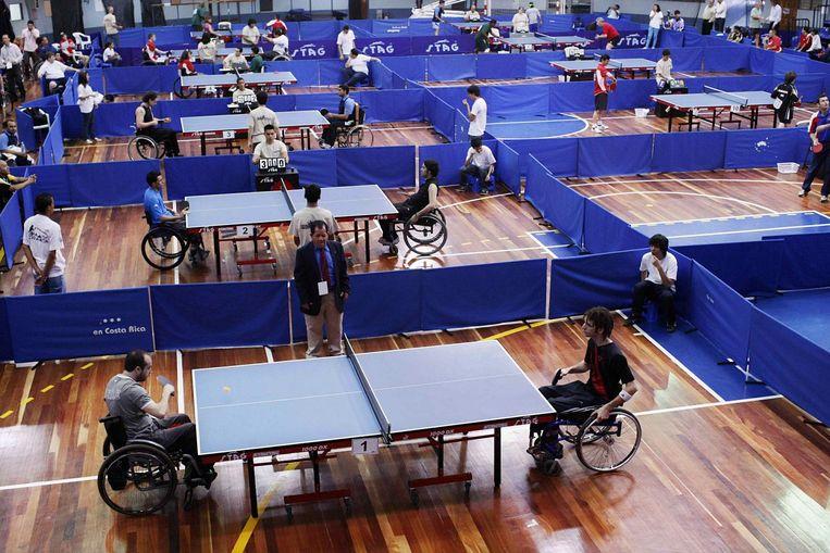 Paralympische kwalificatietoernooi Beeld anp