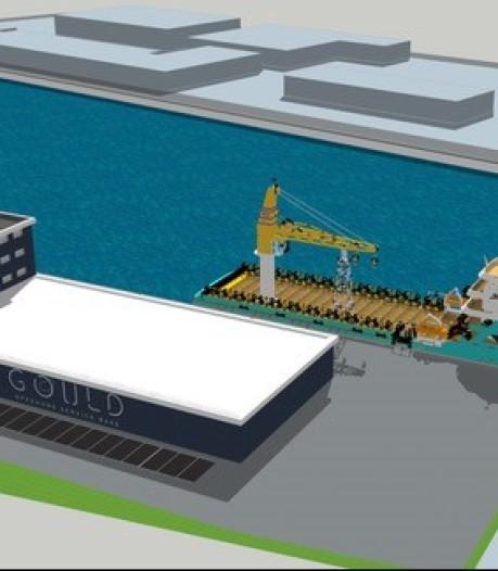 Bedrijf Gould Services naar Eerste Binnenhaven Vlissingen