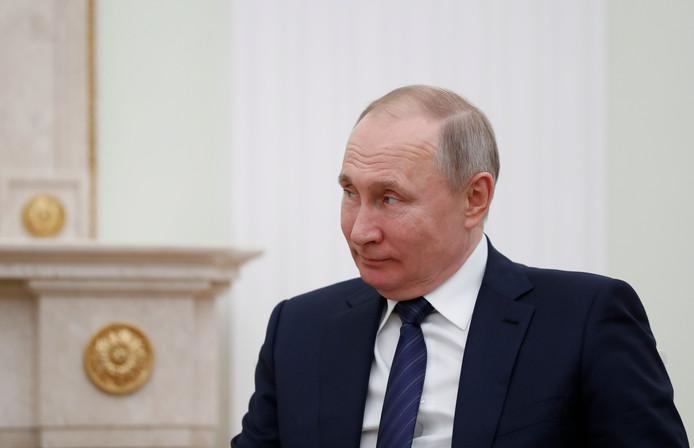 Valdimir Poutine.