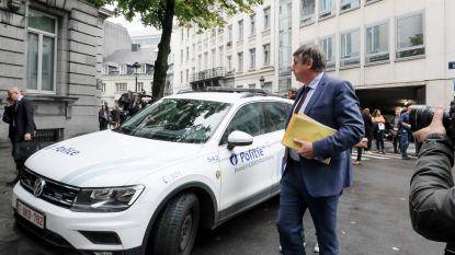 Geen bom gevonden in Vlaams parlement, begrotingsdebat gaat donderdag verder