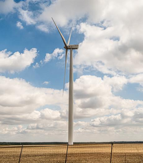 Drie windparken Kapelle moeten stroom gaan leveren voor 24.000 tot 30.000 huishoudens