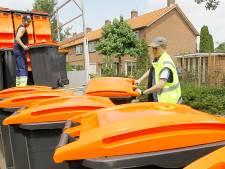 Van gele zak naar oranje bak in de gemeente Berkelland