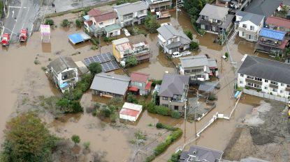 Noodweer eist acht doden in Japan