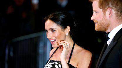 Prins Harry is nog steeds erg begeerd, en daar moet Meghan Markle eens goed om lachen